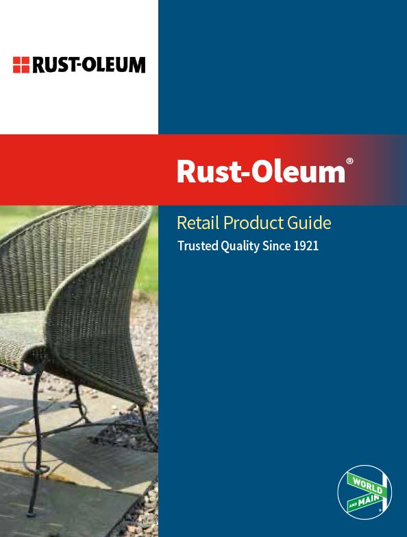 Rust-Oleum 2016 Catalog