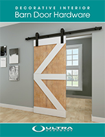 Barn Door Hardware Catalog