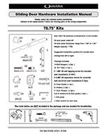 instruction manuals world and main rh worldandmain com Pella Door Hardware Manual Pella Door Hardware Manual