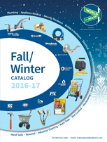 2016 - 2017 World and Main Fall/Winter Catalog