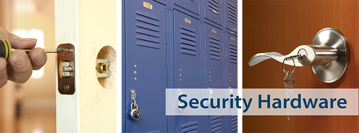 Security Hardware World And Main
